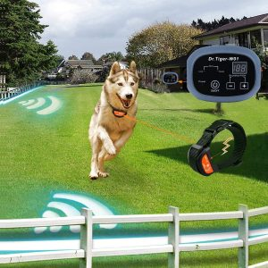 Dr tiger wireless dog fence