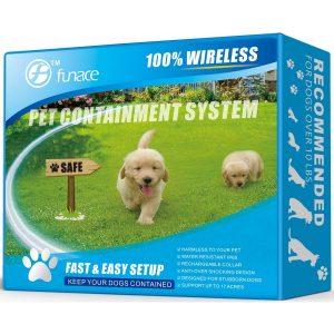 FunAce Wireless Dog Fence System