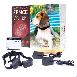 in ground dog fence system