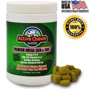 Dogs Skin and Coat Supplement