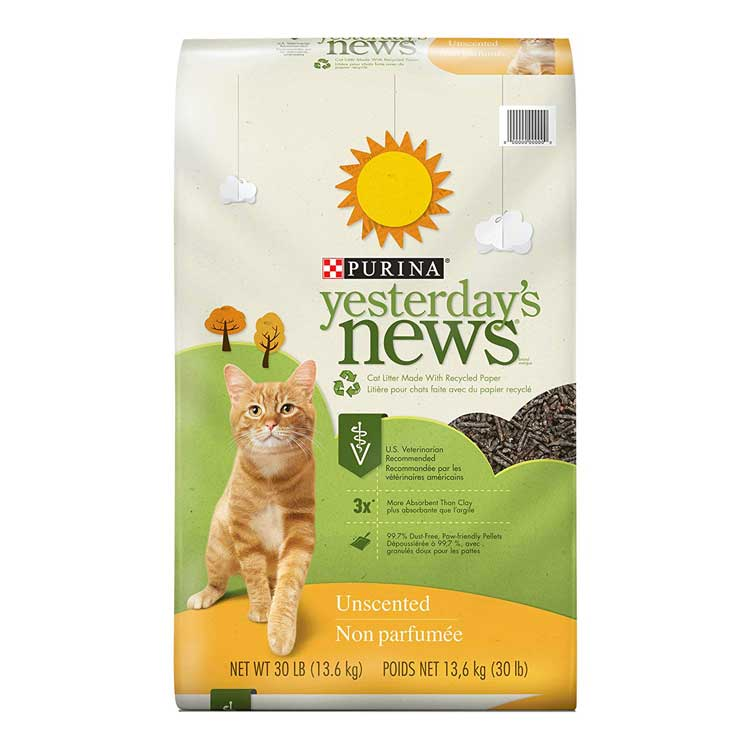 Purina Yesterday's News Rat Bedding