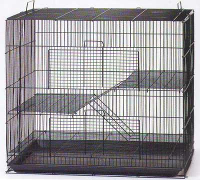 Mcage 3 Levels Pet Rat Cage