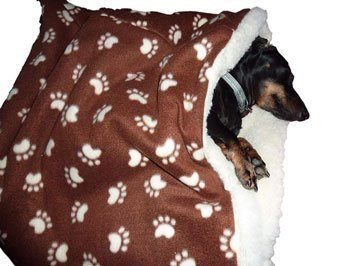 Weenie Dachshund sleeping bag