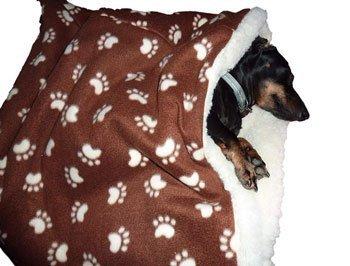 Weenie Dachshund sleeping bag