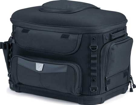 Kuryakyn 5288 Grand Pet Palace Dog Carrier