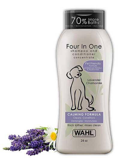 Wahl Pet/Dog 4-in-1 Lavender Chamomiler