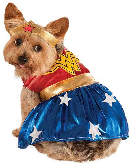 Rubie's DC Comics Wonder Woman Costume
