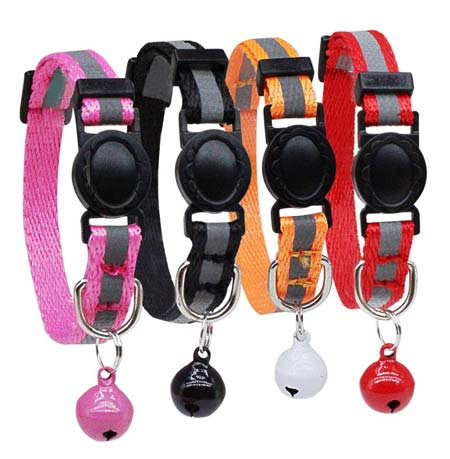 WonderPup Nylon Breakaway Collars for dogs