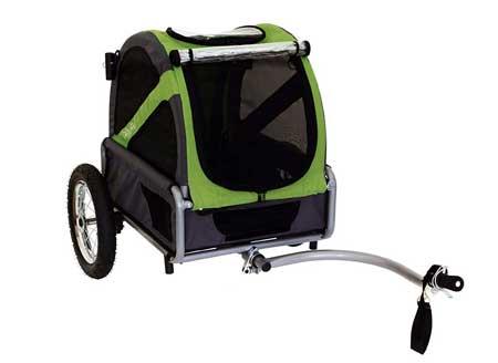 Dog carts for bikes