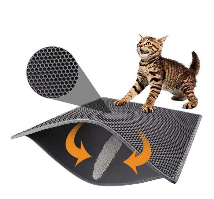 Image result for Ultra Cat Litter Mat